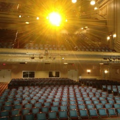 Photo taken at Carolina Theatre Of Durham by Don S. on 2/14/2013