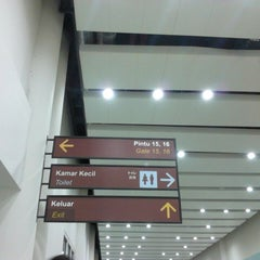 Photo taken at Domestic Terminal (DPS) by Didin S. on 4/9/2013