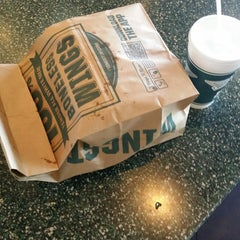 Photo taken at Wingstop by Bryan O. on 4/27/2015