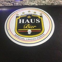 Photo taken at Haus Bier by Kelly M. on 3/14/2014