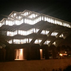Photo taken at Geisel Library by Anthony M. on 5/30/2013