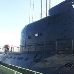Photo taken at Подводная лодка «Б-413» by Aygul on 5/4/2013