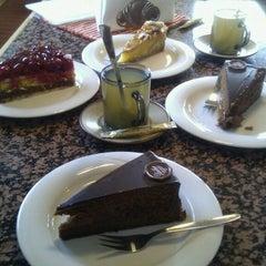 Photo taken at Café Kofler by Mauro R. on 2/14/2013