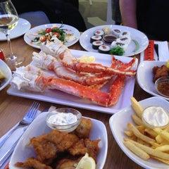 The seafood bar museumkwartier amsterdam noord holland for Seafood bar van baerlestraat
