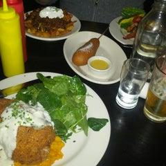 Photo taken at Trina's Starlite Lounge by Scott A. on 4/27/2013