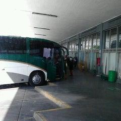 Photo taken at Terminal Central de Autobuses del Poniente by David S. on 1/31/2013