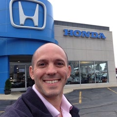 Photo taken at Pauly Honda by HondaPro J. on 10/21/2014