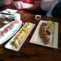 Photo taken at Sakura Japanese Restaurant by Korin W. on 5/4/2013
