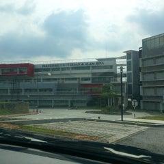 Photo taken at Fakulti Kejuruteraan dan Alam Bina UKM by Mayah M. on 6/27/2015