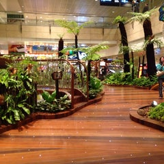 Photo taken at Singapore Changi Airport (SIN) by ilker a. on 10/28/2013