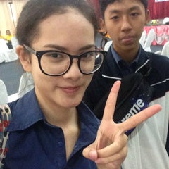 Photo taken at Teak Garden Villa And Spa Chiang Rai by 🎈Meen on 3/16/2015