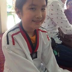 Photo taken at วัดหนองใหญ่ by Mummy S. on 5/24/2015