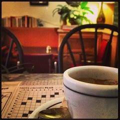 Photo taken at Café Lézard by Francois B. on 6/17/2013