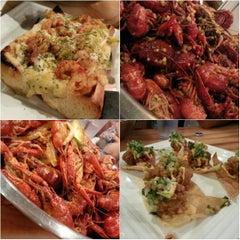 Photo taken at Cajun Kitchen by Shorty L. on 3/30/2013