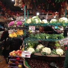 Photo taken at Cafasso's Fairway Market by Patti F. on 12/30/2014