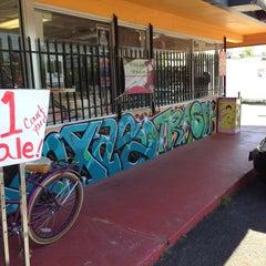Photo taken at Texas Trash Clothing Exchange by LLCoolShaun on 5/5/2013