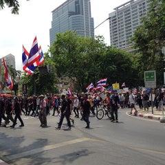 Photo taken at อาคารพินิตประชานาถ (Pinit Prachanart Building) by Yuwanart K. on 3/29/2014