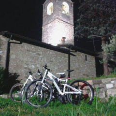 Photo taken at Monticelli Brusati by Roberto L. on 11/12/2013