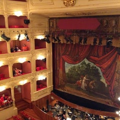 Photo taken at Teatre Principal by Anna T. on 5/30/2014