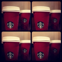 Photo taken at Starbucks by Sedef A. on 11/15/2013