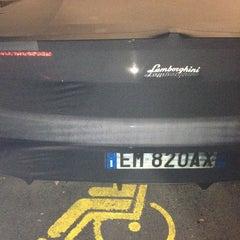 Photo taken at Parcheggio Corso Bolzano - Stazione Porta Susa by Ross d. on 1/11/2013