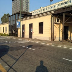 Photo taken at Parcheggio Corso Bolzano - Stazione Porta Susa by Ross d. on 9/24/2013