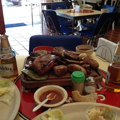 """Photo taken at Parrillada Argentina """"El Turco"""" by Rodry S. on 3/2/2013"""