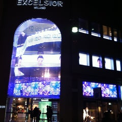 Photo taken at Excelsior Milano by Ricky A. on 2/26/2013