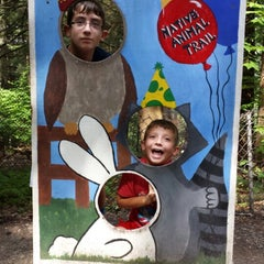 Photo taken at Binghamton Zoo at Ross Park by Todd H. on 9/2/2014