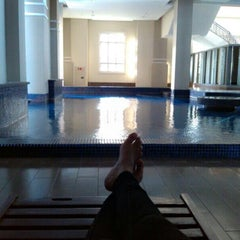 Photo taken at Waterplace Swimming Pool by fitri vthree on 6/17/2015