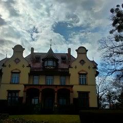 Photo taken at Truman-Haus by Tom J. on 3/28/2015