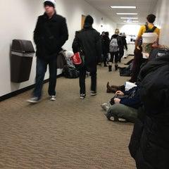 Photo taken at Thomas P. Levan Center by Aaron K. on 1/21/2013