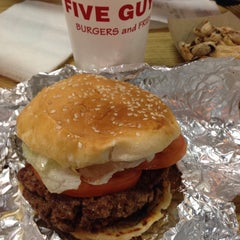 Photo taken at Five Guys by Greg S. on 12/27/2014
