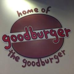 Photo taken at goodburger by Роман Э. on 1/3/2013
