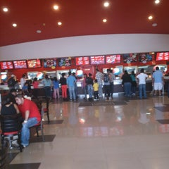 Photo taken at Cinemex by Marco V. on 8/25/2013