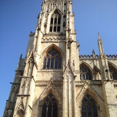 Photo taken at York Minster by Paul L. on 7/5/2013