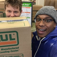 Photo taken at U-Haul Moving & Storage of Chelsea by Duke P. on 12/23/2014