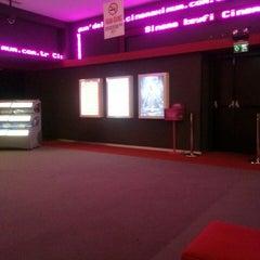 Photo taken at Cinemaximum by Sez A. on 7/20/2013