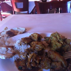 Photo taken at House of India by Candice W. on 1/3/2013