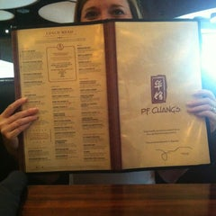 Photo taken at P.F. Chang's by Candice W. on 7/20/2013