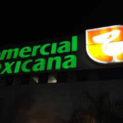 Photo taken at Comercial Mexicana by Paul I. on 8/6/2013