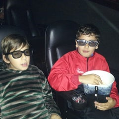 Photo taken at Cinemark San Justo by Carla S. on 5/25/2013