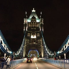 Photo taken at Tower Bridge Exhibition by André B. on 3/21/2013