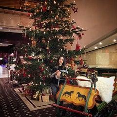 Das Foto wurde bei Le Méridien Stuttgart von Tamara P. am 12/24/2014 aufgenommen