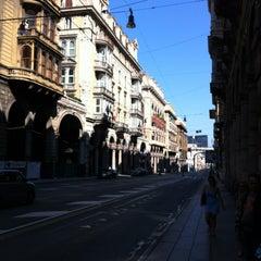 Photo taken at Via XX Settembre by Giuseppe D. on 8/17/2013