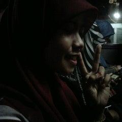 Photo taken at Terminal Kampung Rambutan by meiliana h. on 5/21/2015