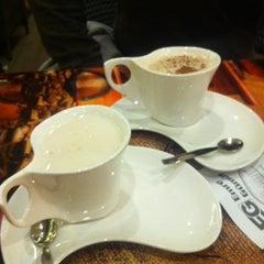 Photo taken at Cafe BUU by Kemal G. on 10/3/2013