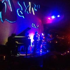 Photo taken at Saxn'art Jazz Club by Serega T. on 11/12/2014
