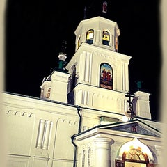 Photo taken at Церковь во имя Петра и Павла by Mary on 5/4/2013