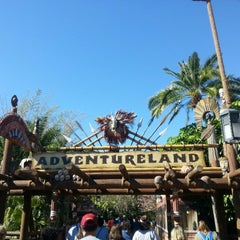 Photo taken at Adventureland by Katti S. on 2/2/2013
